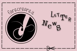 newsletter-iscrizione a farecreare