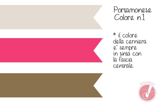 selezioni colori cotone-lana per miniborsa a uncinetto 1