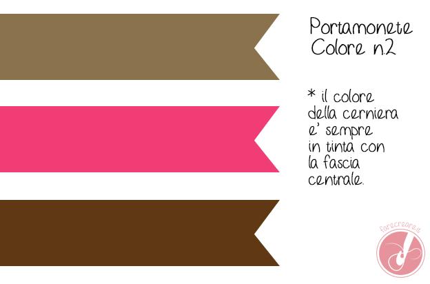 selezioni colori cotone-lana per miniborsa a uncinetto 2