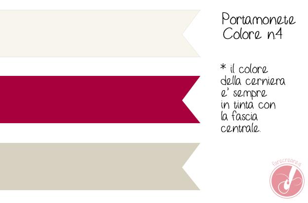 selezioni colori cotone-lana per miniborsa a uncinetto 4
