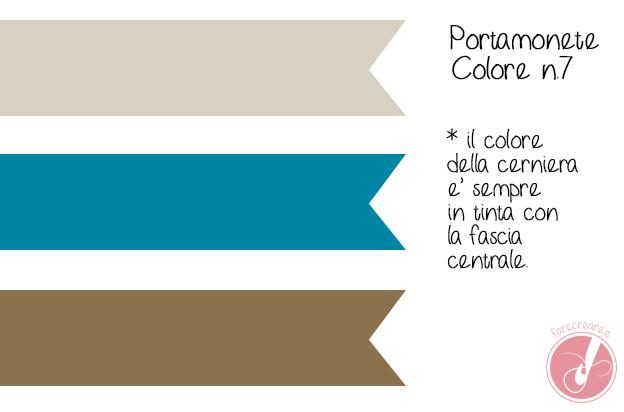 selezioni colori cotone-lana per miniborsa a uncinetto 7