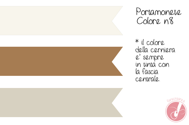 selezioni colori cotone-lana per miniborsa a uncinetto 8