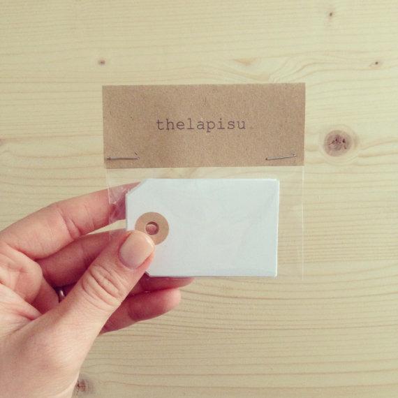fare pacchi regalo originali tag handmade