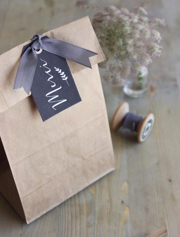 Top Come fare pacchi regalo originali a sacchetto pane UZ79