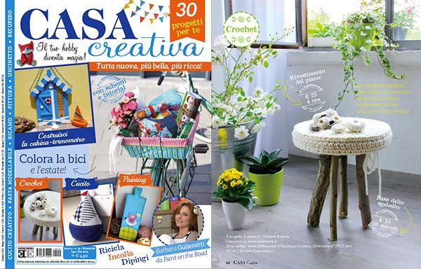 casa creativa luglio 2014