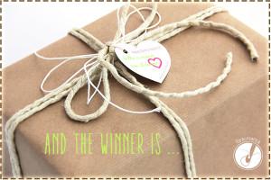giveaway vincitrice