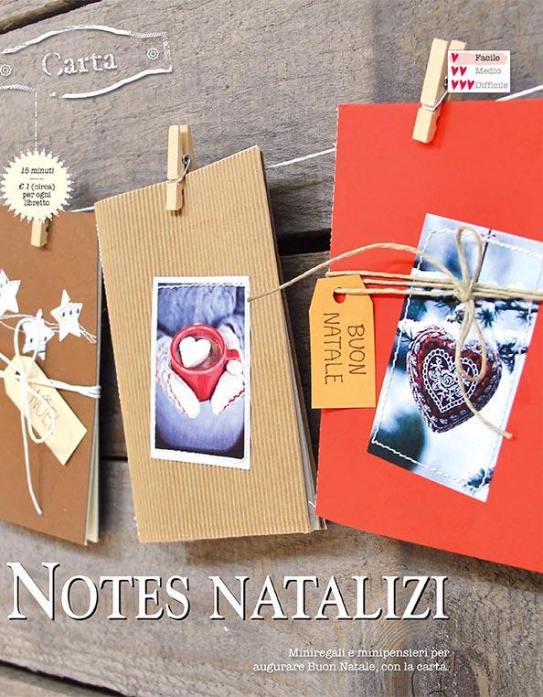 Piccoli regali natalizi fai da te in carta e feltro for Piccoli giardini fai da te