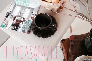 Copertina presentazione del contest #mycasafacile e farecreare.
