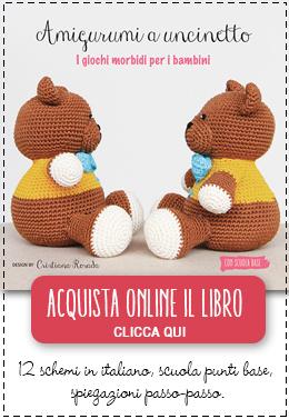 Dove acquistare un libro di amigurumi in italiano.