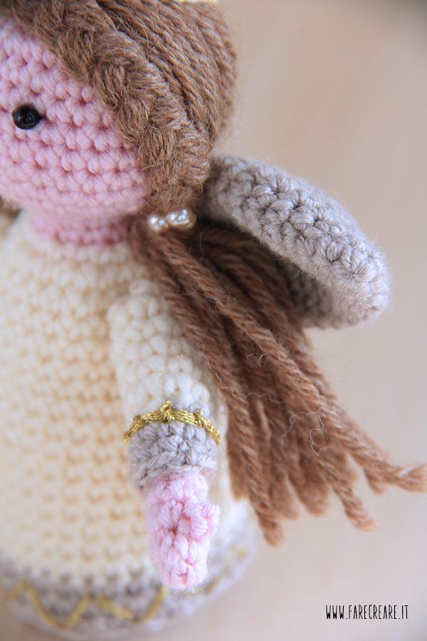 Presepe all'uncinetto #9: Schema Angelo amigurumi | Crochet unicorn  pattern, Crochet, Amigurumi | 900x600