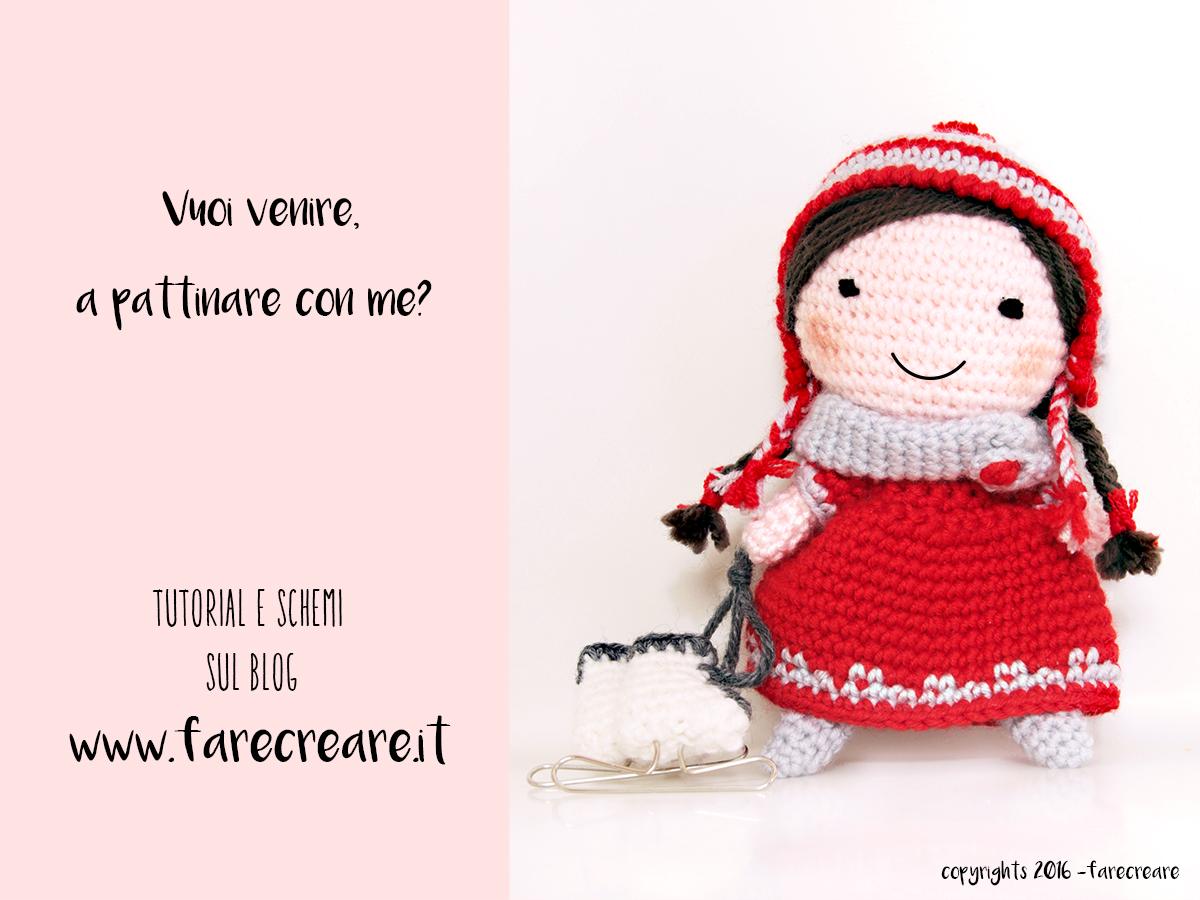 Mini Bambola Amigurumi Iniza Il Corso Online