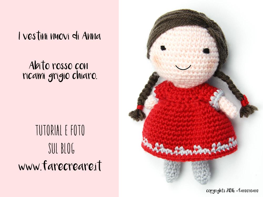 bambola Archivi - Pagina 6 di 14 - Amigurumi Gratis Free | 750x1000