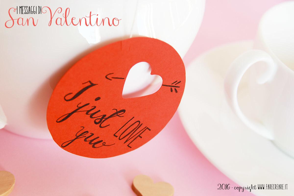 Regalo speciale per San Valentino diy.