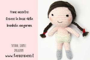 Crochet dolls how to do.