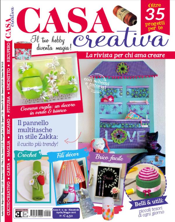 casa creativa 29 copertina