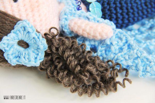 Riccio Amigurumi Uncinetto Tutorial 🦔 Erizo Crochet - Hedgehog ... | 400x600