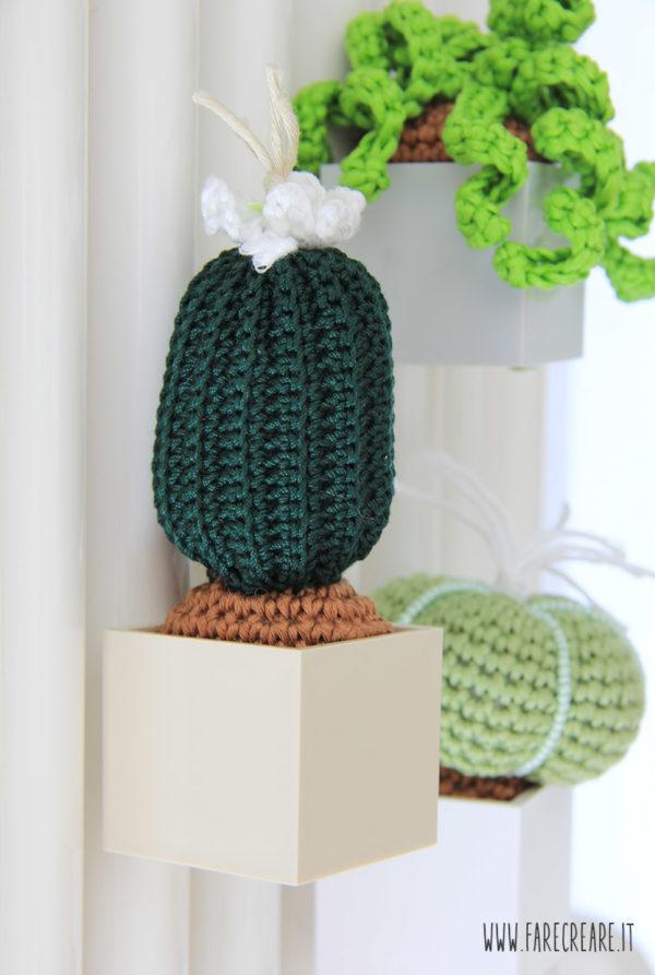 Schema pianta grassa crochet gratis - 3