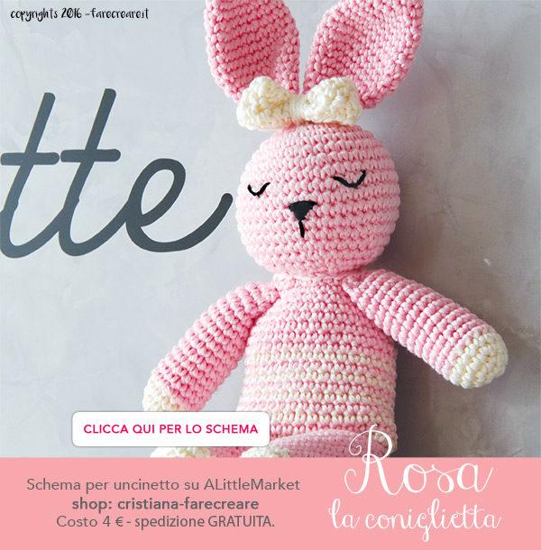 Amigurumi Uncinetto Tutorial Italiano : Bimbo amigurumi schema in italiano farecreare