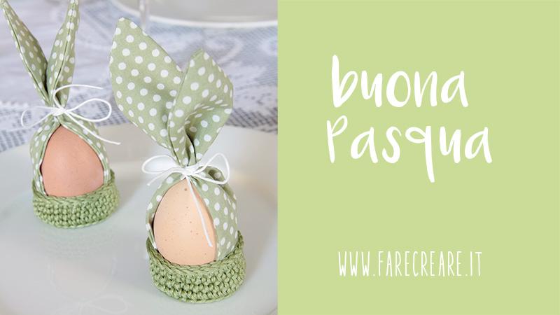 Auguri di Buona Pasqua da Farecreare