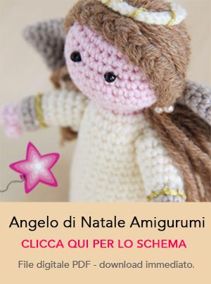 angelo amigurumi - collegamento shop ETSY
