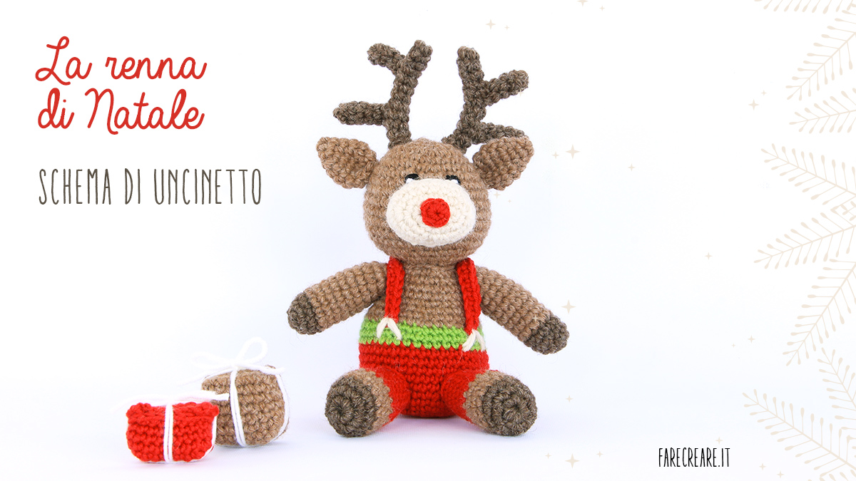 Idee Creative Per Il Natale A Uncinetto In Feltro Con Schemi