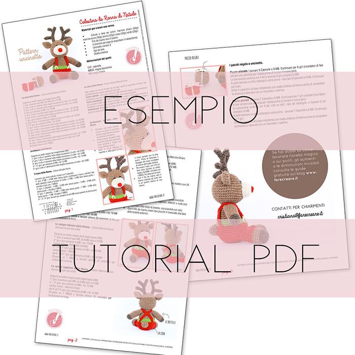esempio di tutorial in pdf per uncinetto