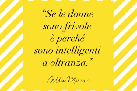 Festa della donna frasi celebri Alda Merini.