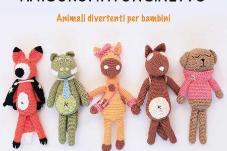 libro di Amigurumi - animali divertenti